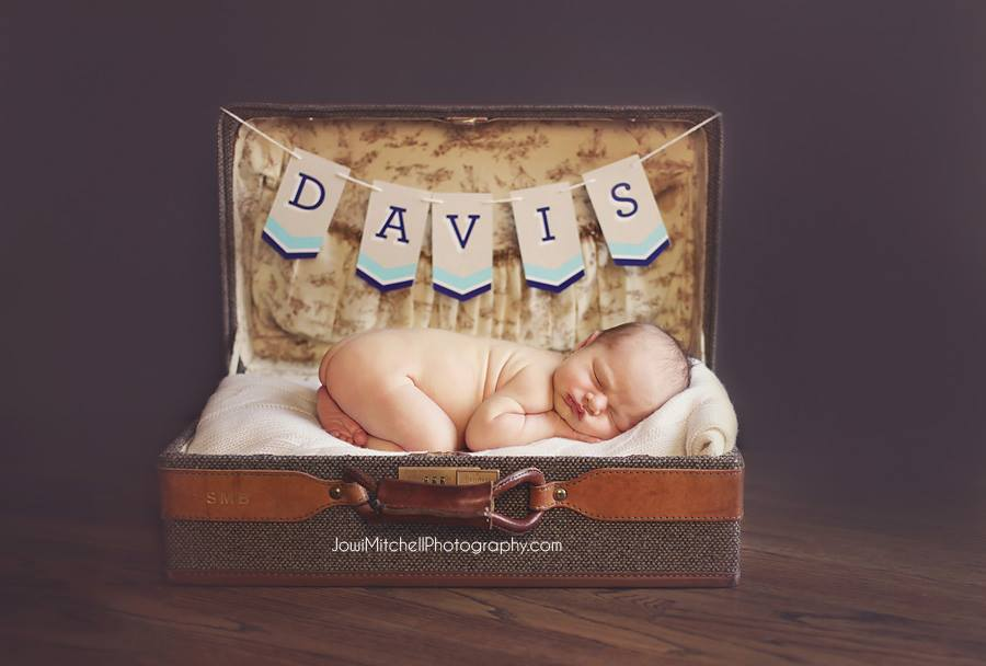 Kansas City Newborn Photography Davis 5 days (2)