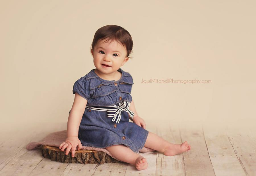 Shawnee Baby Photography Bailey 9 month (1)
